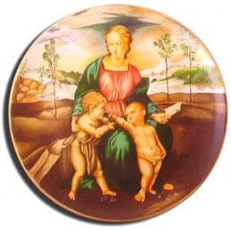 Piatto - La Madonna del...