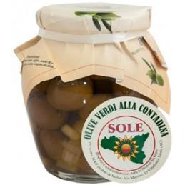 Olive verdi alla contadina...