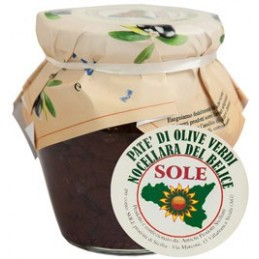 Pate' di Olive verdi...