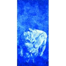 Autoritratto blu