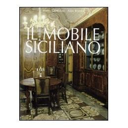 Il mobile siciliano dal barocco al liberty for Mobili liberty siciliano